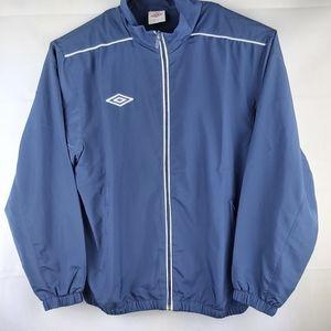 🍄3/45$🍄Umbro track jacket coat unisex